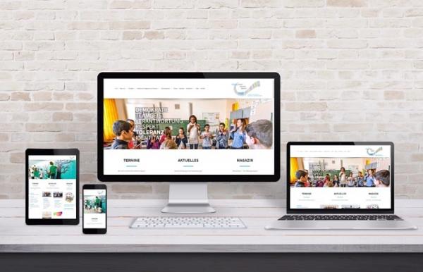 Wertebündnis Bayern - Responsive Website