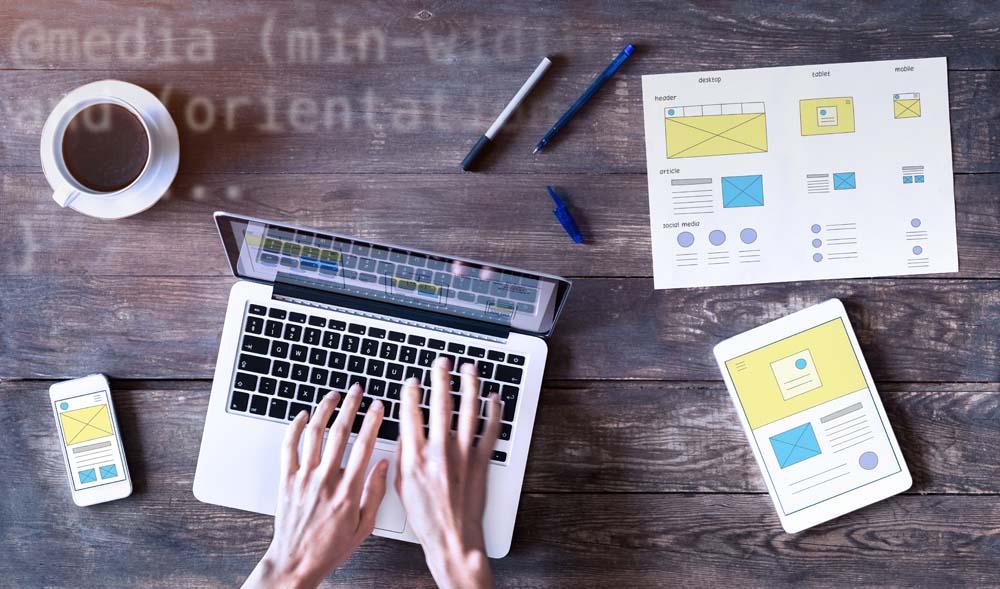 Internetagentur in Erlangen für Responsive Design