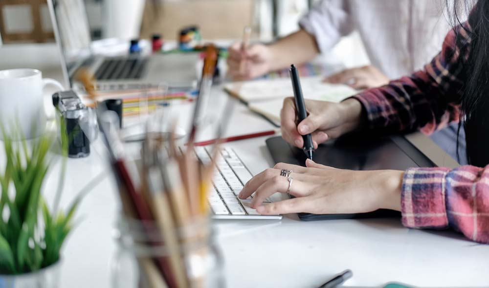 Webdesign Agentur Erlangen- Content Management System